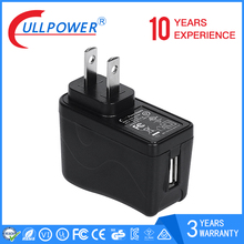 China manufacturer 5V 500mA Charger Power Adapter Supply SMPS with 3 years warranty
