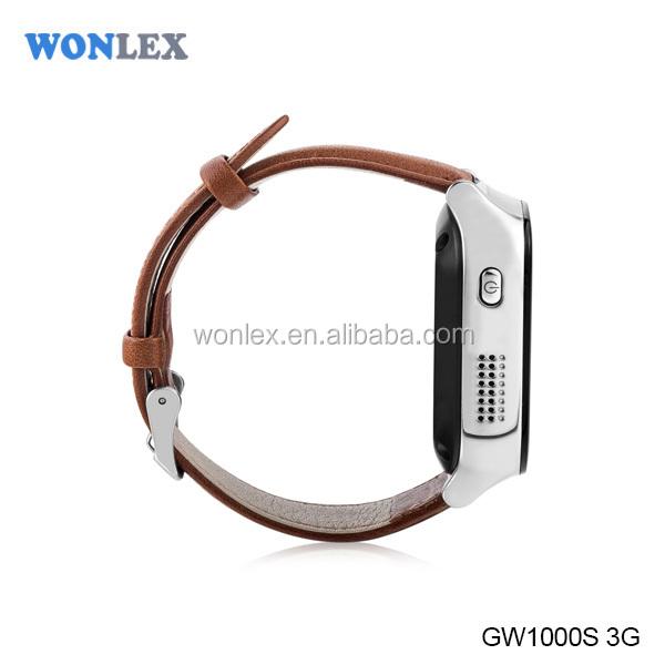 Touch Screen 3g Gps Watch Phone Gw1000s - Buy 3g Gps Watch,3g Gps Watch  Phone,Gps Watch Phone Product on Alibaba com