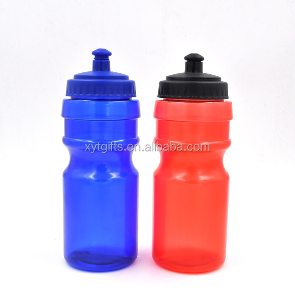 Manufacturing Free Sample Gymnastics 600ML Food Grade Plastic Squeeze Bottles