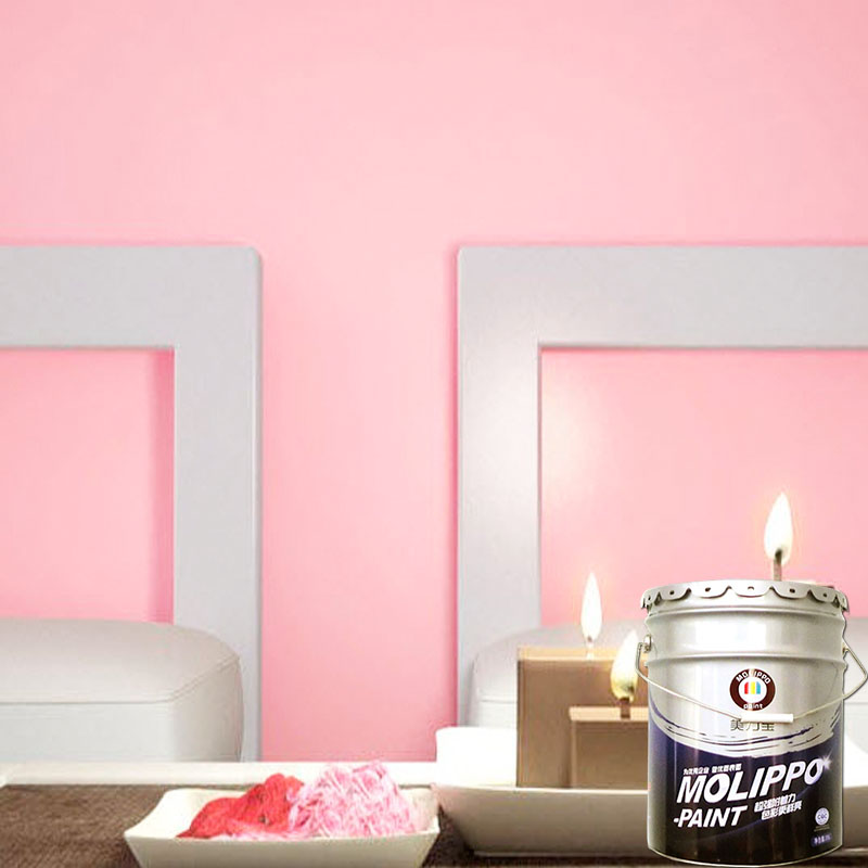 High gloss oil based interior wall enamel paint