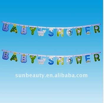 baby shower decoration, wholesale baby shower supplies