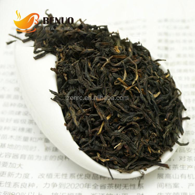 Premium Yunnan Dianhong Black Tea with OEM Private Label Bag - 4uTea | 4uTea.com