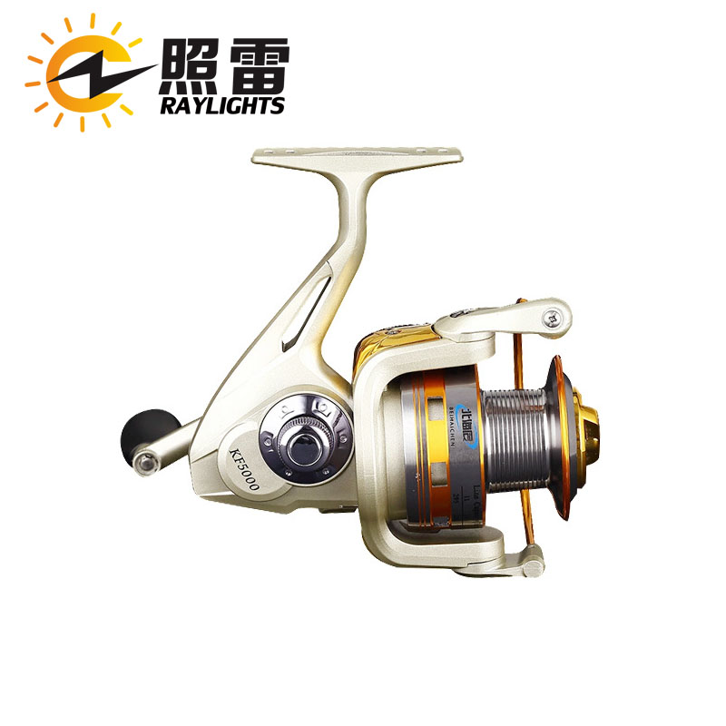 KF all-metal Fishing Equipment Parts Fishing spinning Reel