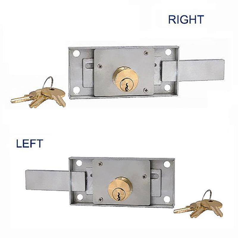 promotional hardware of Shutter door lock with two side