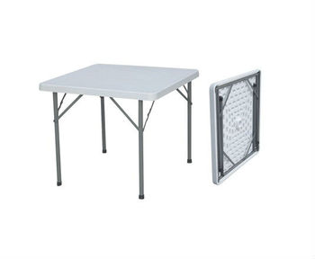 Granite White Square Coffee Table Foldable Tea Table Outdoor Folding Table.wholesale  China
