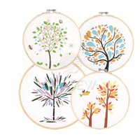 New Products High Quality DIY Cross Stitch Kit Embroidery Kits Handmade