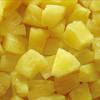 fresh canned pineapple piece fruit for wholesale