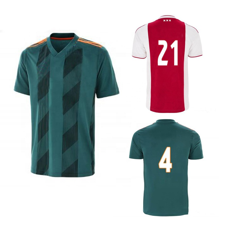 new arrival d2711 525ef China Ajax Jersey, China Ajax Jersey Manufacturers and ...