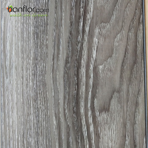 Anti-skid wood PVC click cork flooring