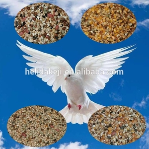 Specialized Mixed Pigeon Food Polishing Machine