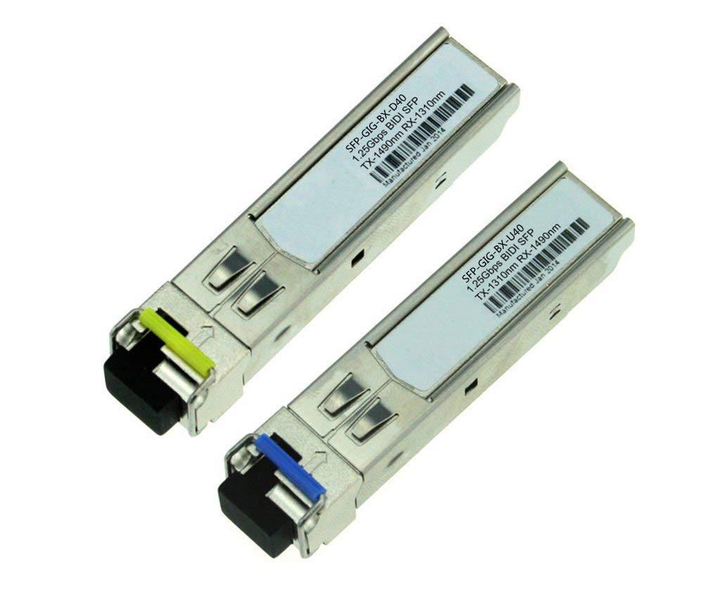 Alcatel Compatible SFP-GIG-59CWD60 SFP Transceiver