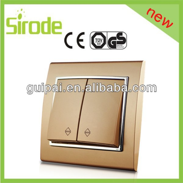 Used Solar Energy Power Take Your Load ,Free Electricity Electrical Wall Switch