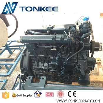 V2403 Complete engine V2403 Engine assy for Kubota