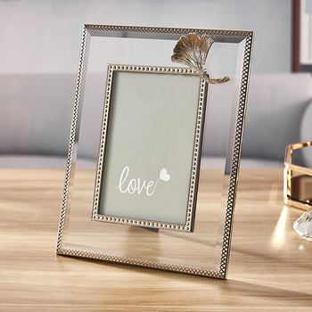 Free Sample 5x7 Transparent Clear Glass Picture Frame Buy