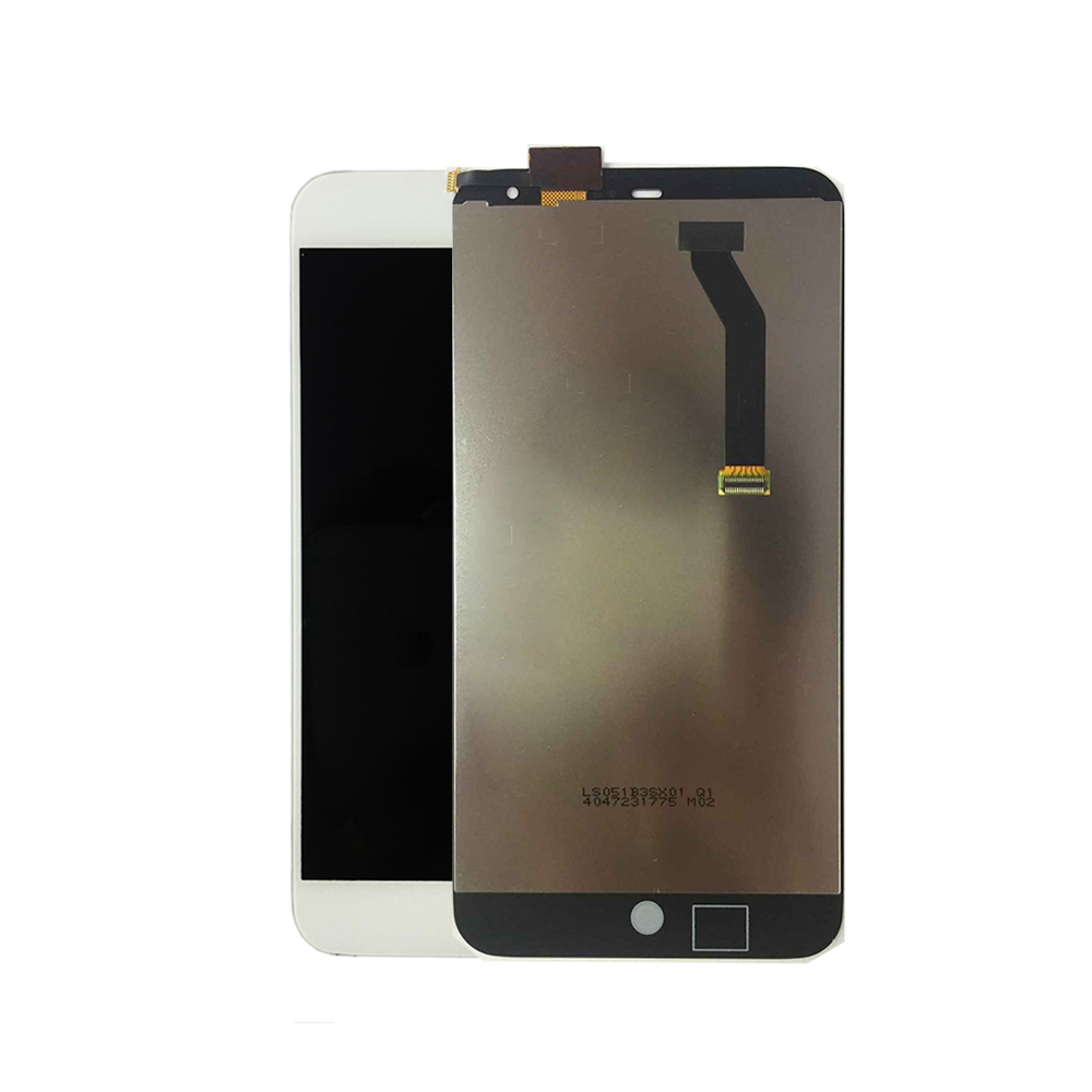 White For MEIZU MX3 LCD display with Touch Screen Digitizer For Meizu MX3 M055 MX065 lcd Assembly Replacement