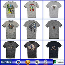 The world's lowest prices silk screen full print custom t shirt with printing