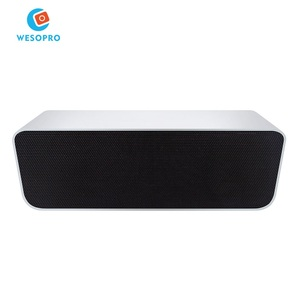 WESOPRO HOME THEATER TV SOUNDBAR SPEAKER with Android 8.1 Smart TV Box 2GB RAM 16GB ROM Arabic French Spain UK IPTV Set Top Box