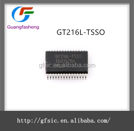 best price Touch Sensor GT216L-TSSO ic chips