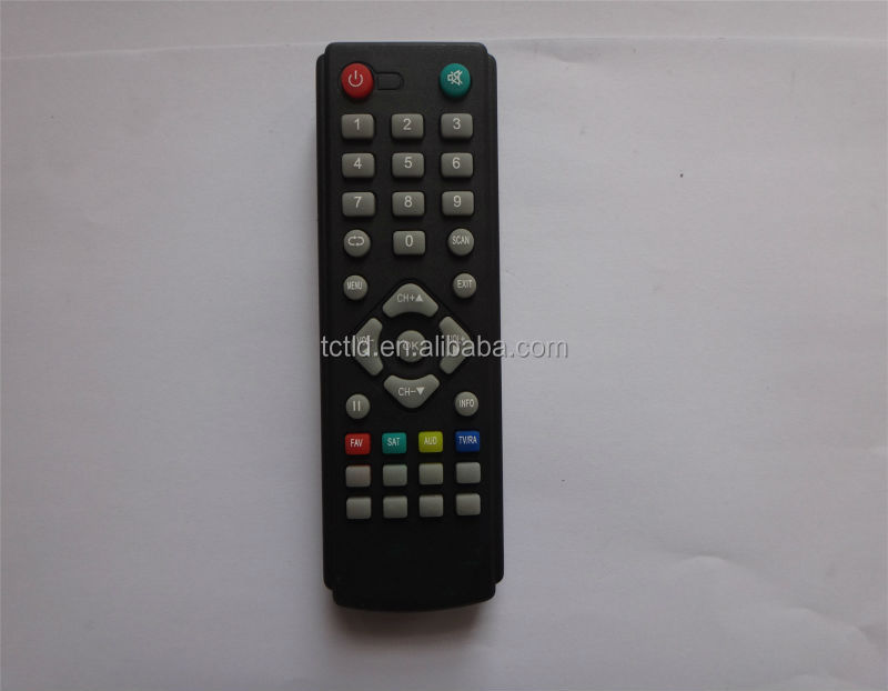 remote control with most brands code
