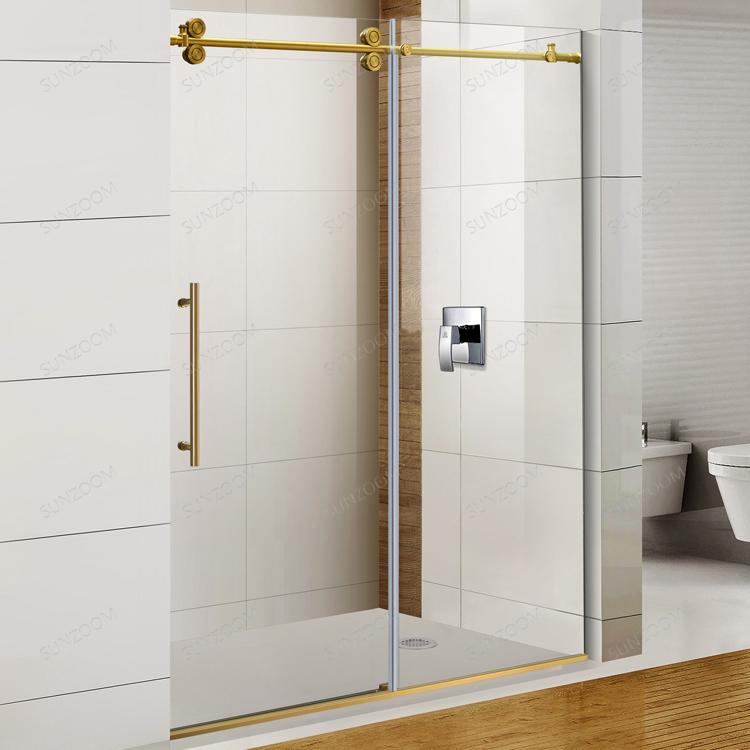 Sunzoom Walk In Shower Bathroom Sliding Shower Doors Sale ...