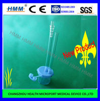 Multi chamber polyp suction trap