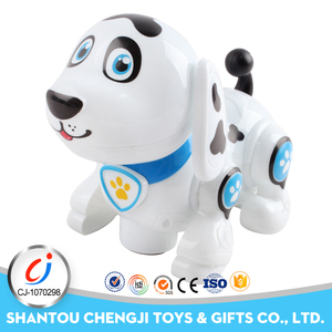 Hot sell kids' toy battery operated electric walking dog