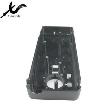 Customize High Precision Anodized Mini Aluminium Electrical Box
