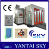 Alibaba china Yantai SKY paint booth car painting cabin spray cabin
