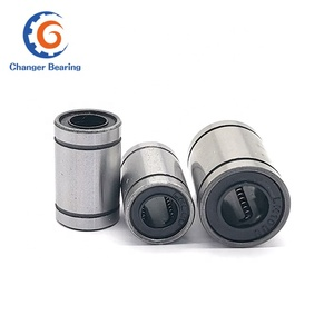 Linear motion bearing linear แบริ่ง LM3UU LM4UU LM5UU LM6UU LM8UU LM10UU LM12UU