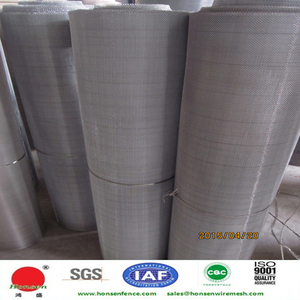 304 Stainless Steel Wire Mesh/Stainless Steel Security Window Bulletproof Screen