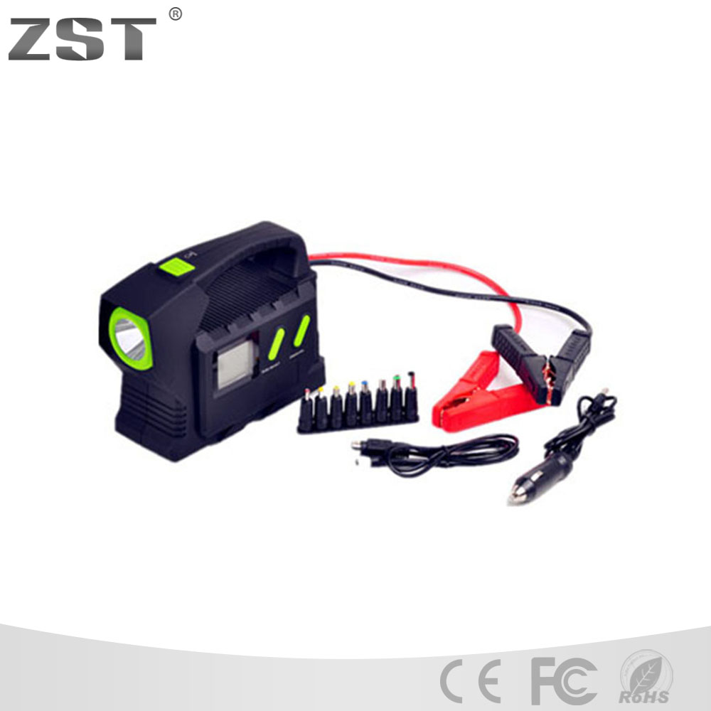 24v Mini Snap On Jmp Starter 24000mAh Car Mini Jump Starter Power Bank Can Starter Car