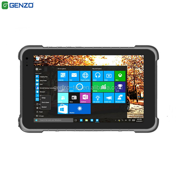 8 Android Rugged Tablet 4GB DDR IP67 WIFI 4G-LTE GPS For Tablet Rugged Windows Tablet Rugged With NFC RFID/2D Barcode Scanner фото