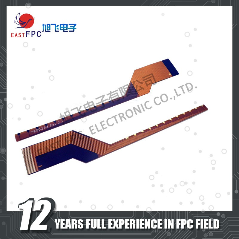 High Density Flexible PCB Printed Circuit Board For LED