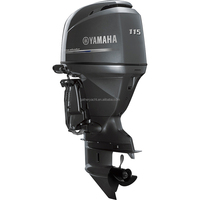 Yamahas outboard engine 4stroke 115hp motor F115AETX for sale