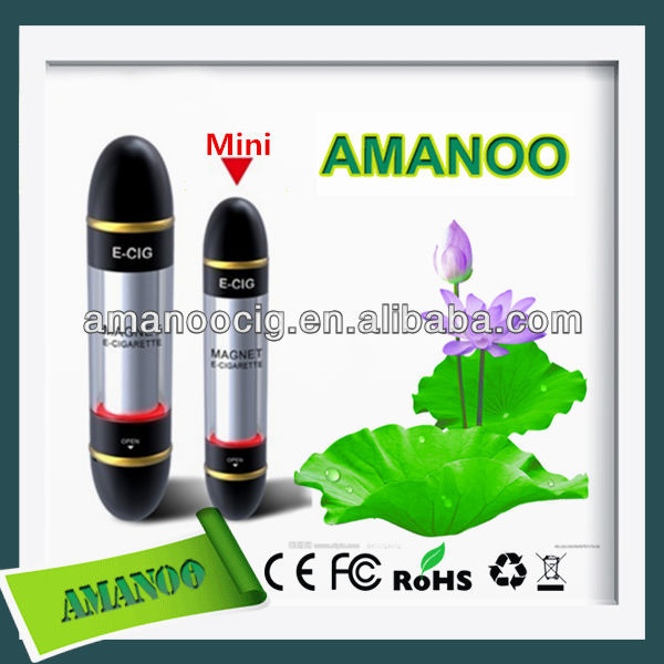 E cigarette changeable and washable clear cartomizer Amanoo extreme vaporizer