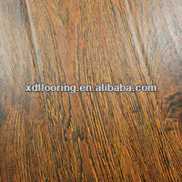 (HDF/ MDF) Laminated flooring Embossed board