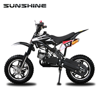 Cheap electric 2 stroke engines electric kids mini dirt bike sale