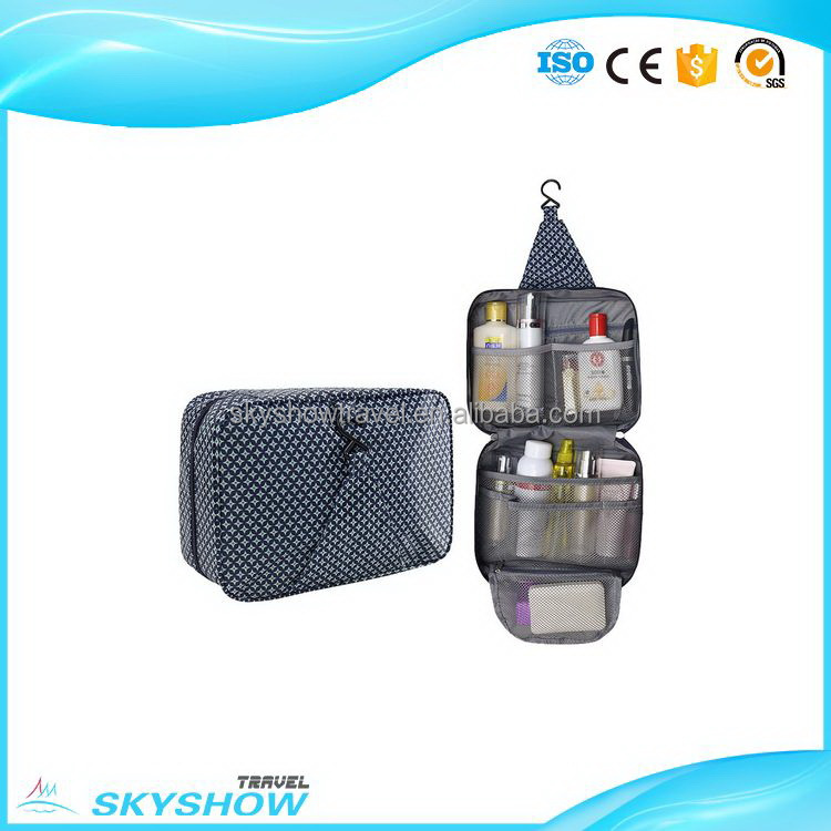Wholesale popular trade assurance Multi-function toiletry bags