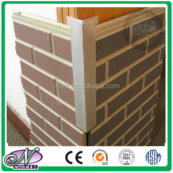 artificial de imitacin de ladrillo board para de paredes de fibra de cemento