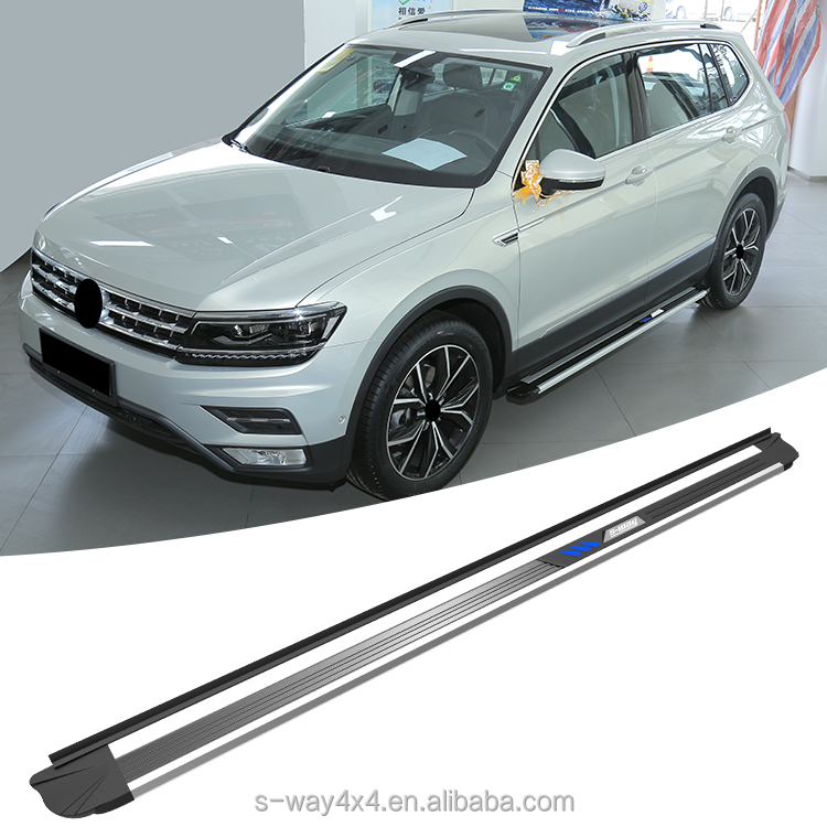 FENGYUE design 2017 running board for Volkswagen Tiguan L side step suppliers