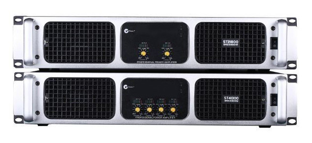 amplifier manufacturer ST2800 two channel powerful class TD amplifier