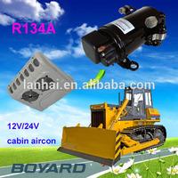 DC 48v solar power air conditioner 12v/24v battery power portable+air+conditioner cooling units for truck