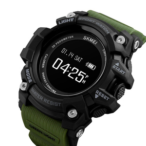 SKMEI smart bluetooth digital watch 1188 with heart rate mov't wholesale watches for men