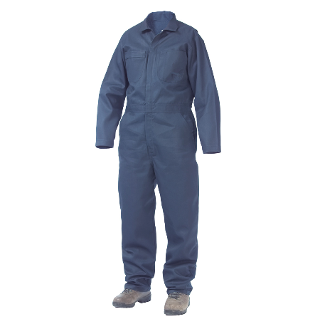 65% polyester 35% baumwoll-twill overall