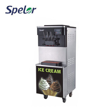New High Quality Commercial Ice Cream Machine