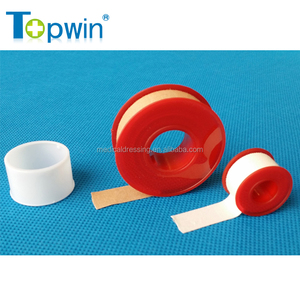 High Quality Comfortable Coloured Cotton Athletic Tape Fingers Printed Breathable Sports Tape Zinc Oxide Tape