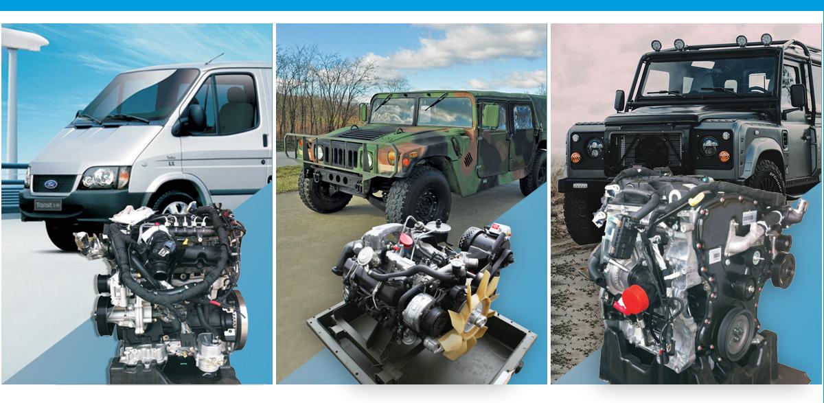 2.4L Motor onderdelen Ventiel Cover Nokkenas Cover 6C1Q-6K271-CE voor Transit V348