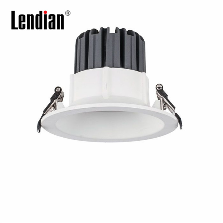 New Arrival Die Cast IP44 20w Retrofit Recessed Led COB <strong>Downlight</strong>