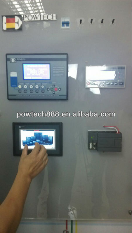 Chinese Famous Brand Powtech Hmi To Control Inverter