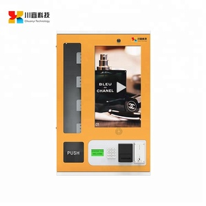 2018 Hot Sell Factory Supply Custom Mini Small Automatic Snack Cigarette Dispenser